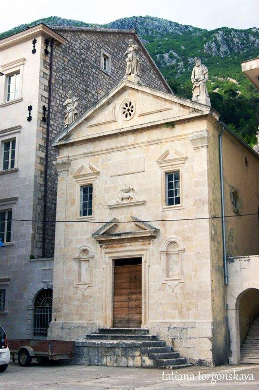 Церковь Святого Марка в Перасте