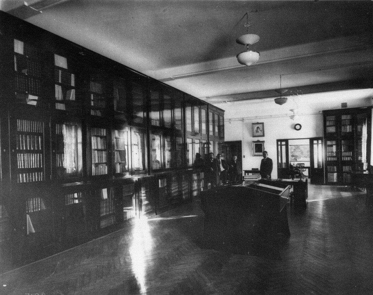 09. Библиотека. 1915