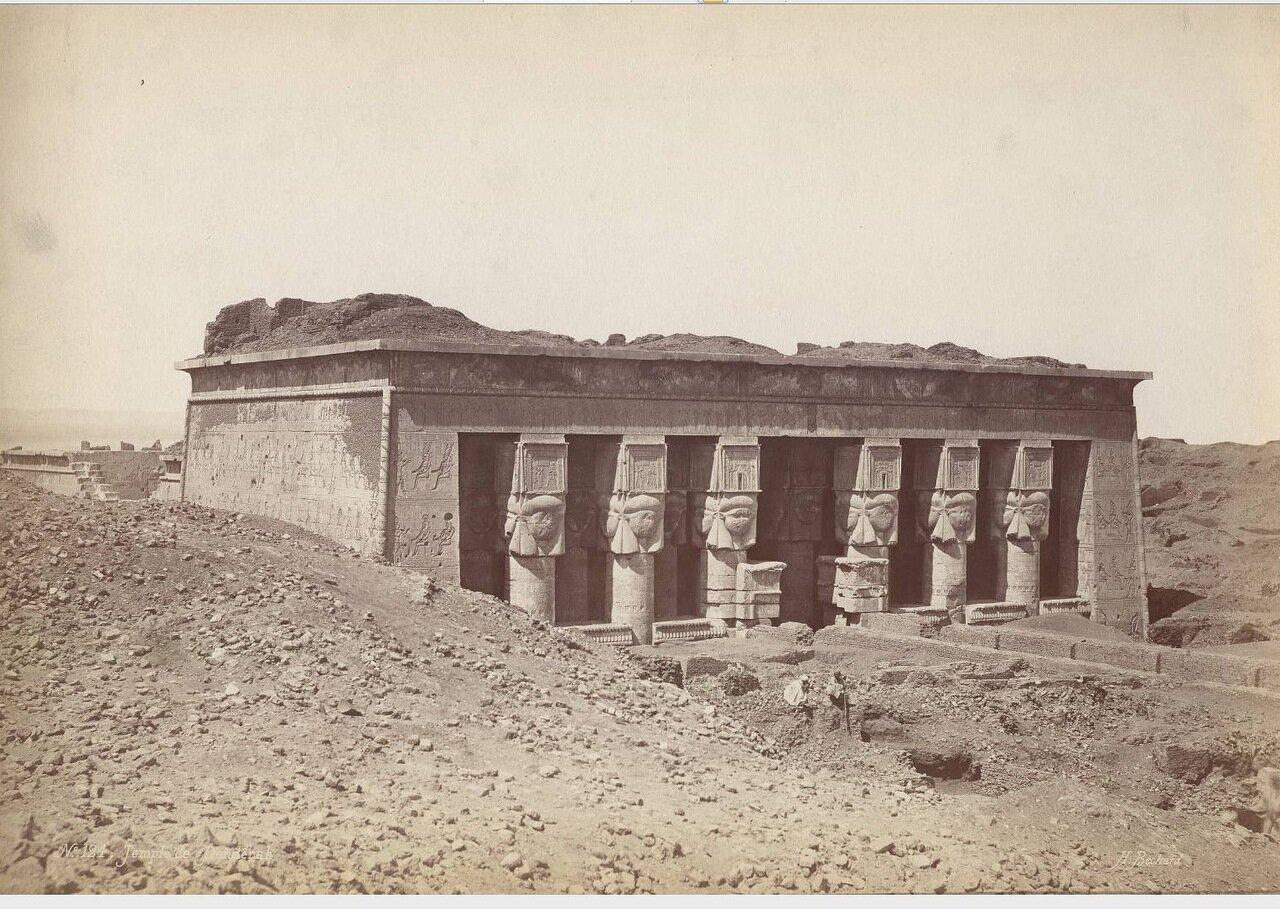 Дендера. Храм Хатхор