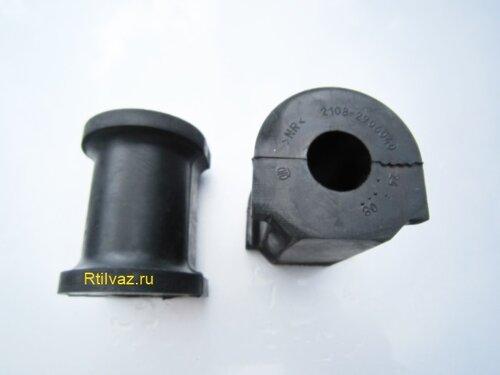 Замена втулки стабилизатора ваз 2108