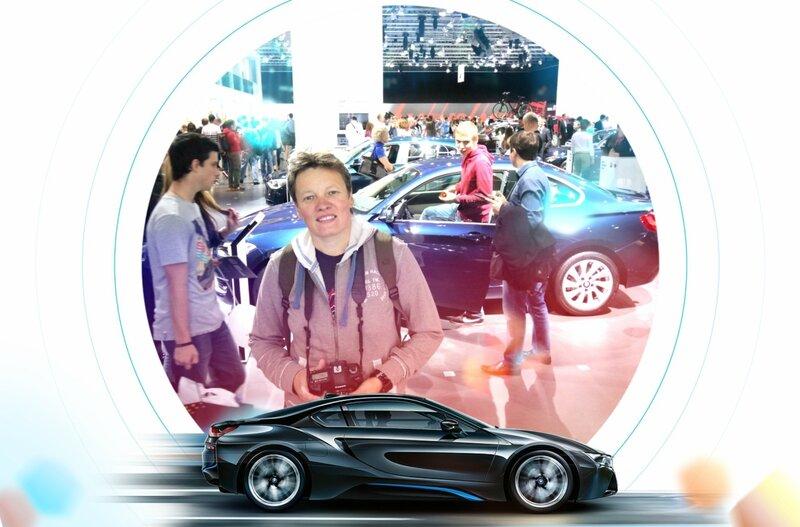 Московский Международный автосалон ММАС-2014
