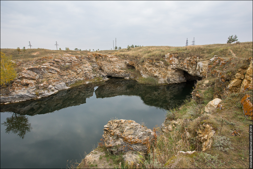 Андреевский каменный карьер