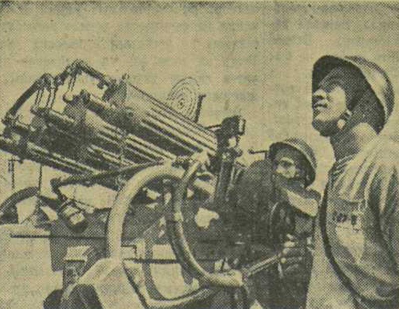 Оборона города Одессы, Красная звезда, 21 сентября 1941 года