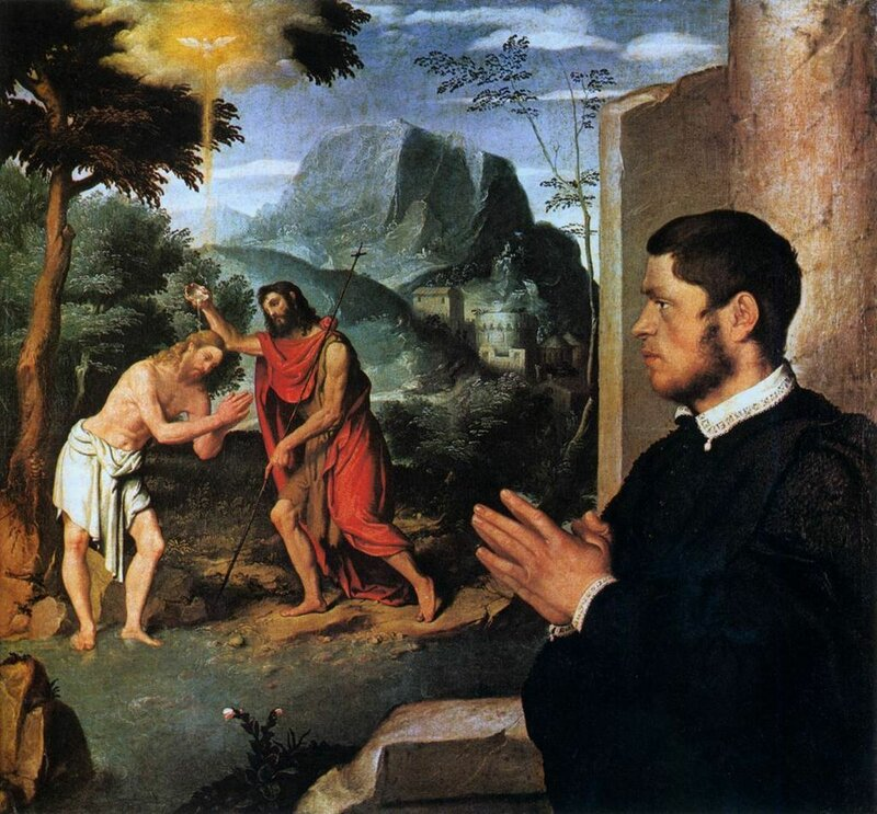 Giovanni_Battista_Moroni_-_The_Baptism_of_Christ_with_a_Donor_-_WGA16246.jpg