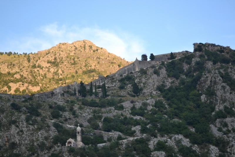 Крепость Котора