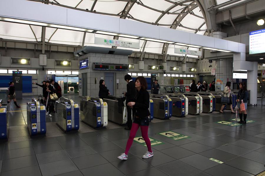 О токийском метро (фотофакты, часть 7)