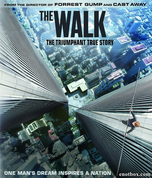 Прогулка / The Walk (2015/WEB-DL/WEB-DLRip)