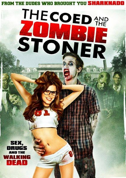 Студентка и зомбяк-укурыш / The Coed and the Zombie Stoner (2014/WEB-DL/720p)