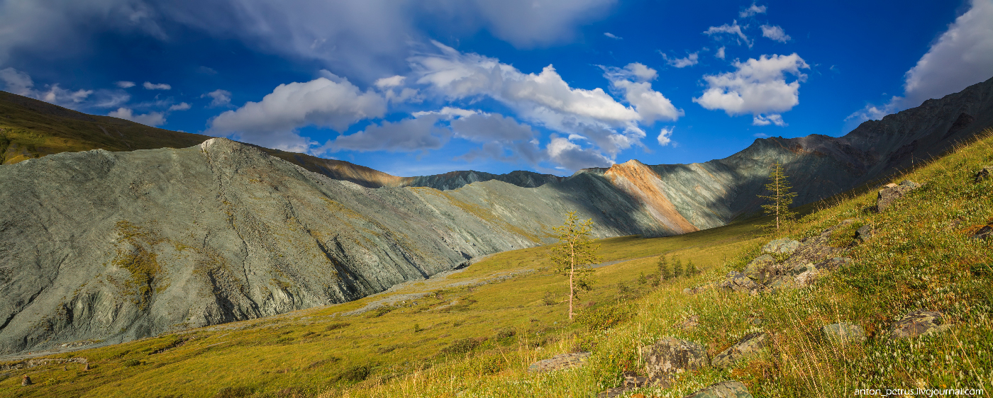 Долина Ярлу, Алтай