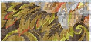 вышивка крестом подушки схемы бесплатно