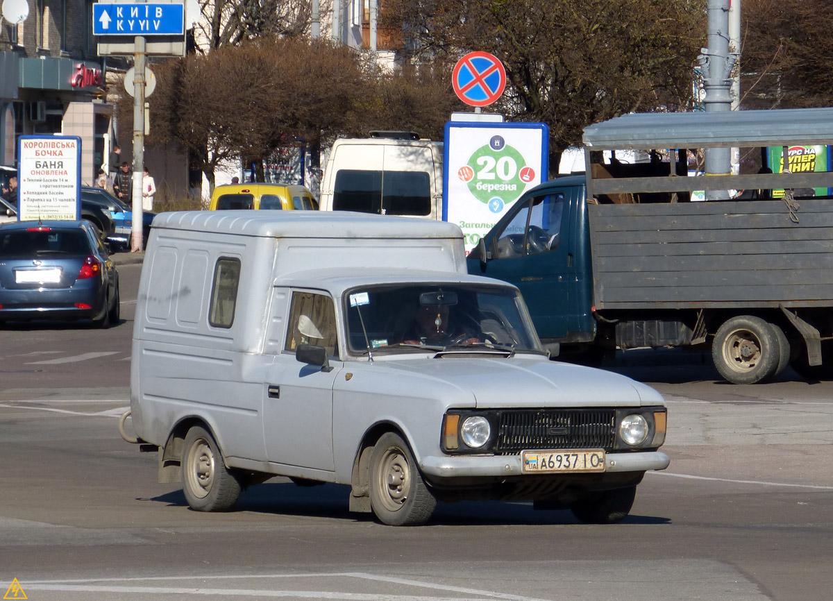 ИЖ-27156 в Житомире