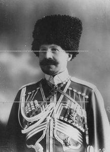 Георгий Иванович Трубецкой, князь, генерал-майор свиты, командир конвоя  (портрет).