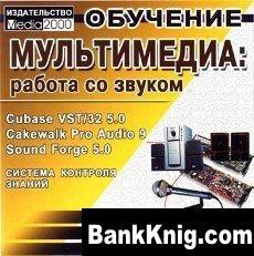 Книга Обучение мультимедиа - работа со звуком iso  216,41Мб