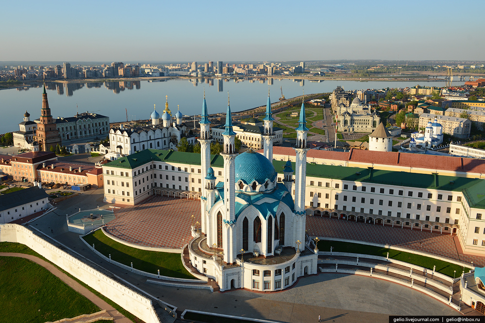 Экскурсионный тур в Казань на 5 дней!