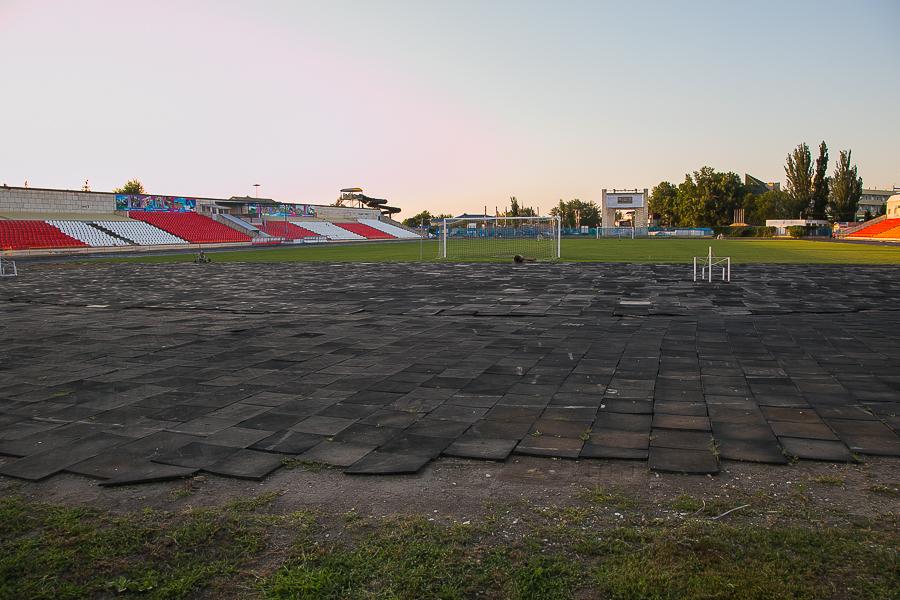 Анапа стадион
