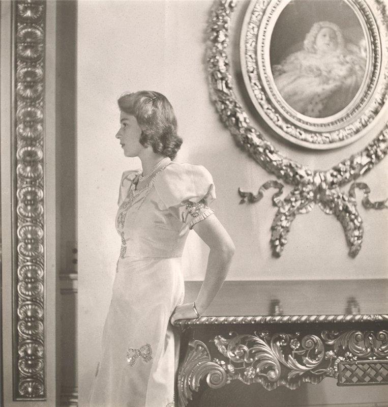 Принцесса Элизабет, октябрь 1942 года