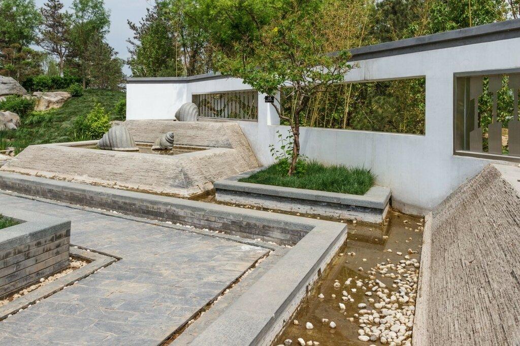 Сад Наньнин, Пекин, Парк-выставка садов