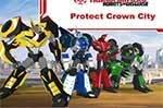 Трансформеры: Скрытые роботы Защити Город