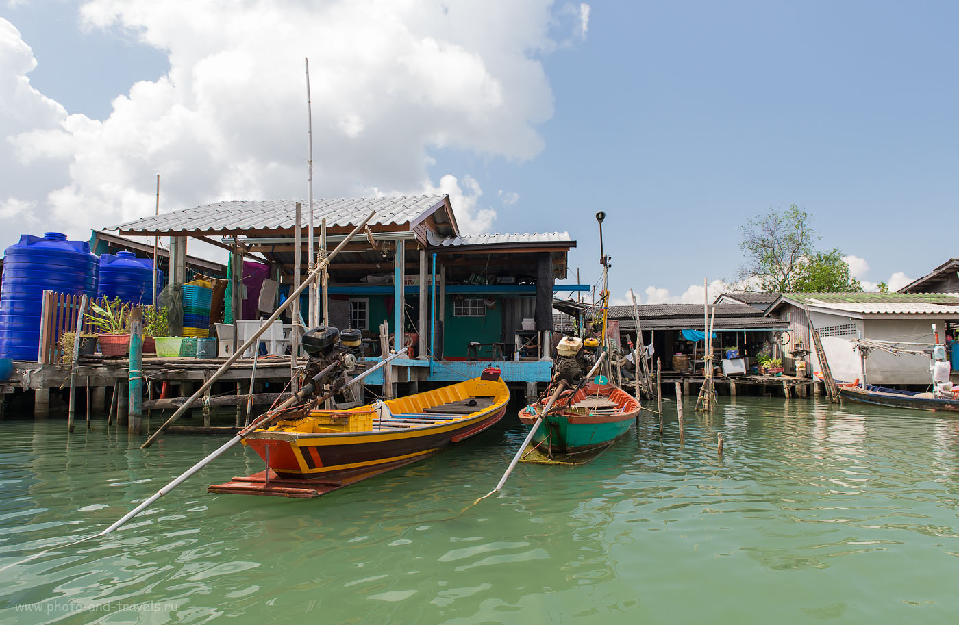 Фото 19. Отдых в Таиланде самостоятельно. Рассказы туристов. У причала (320, 24, 8.0, 1/160)