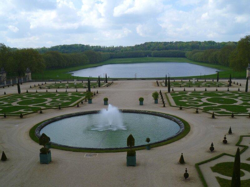 Парк в Версале (Park of Versailles)