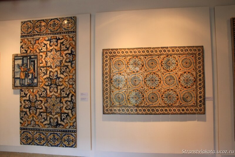 Музей Азулежу, Лиссабон