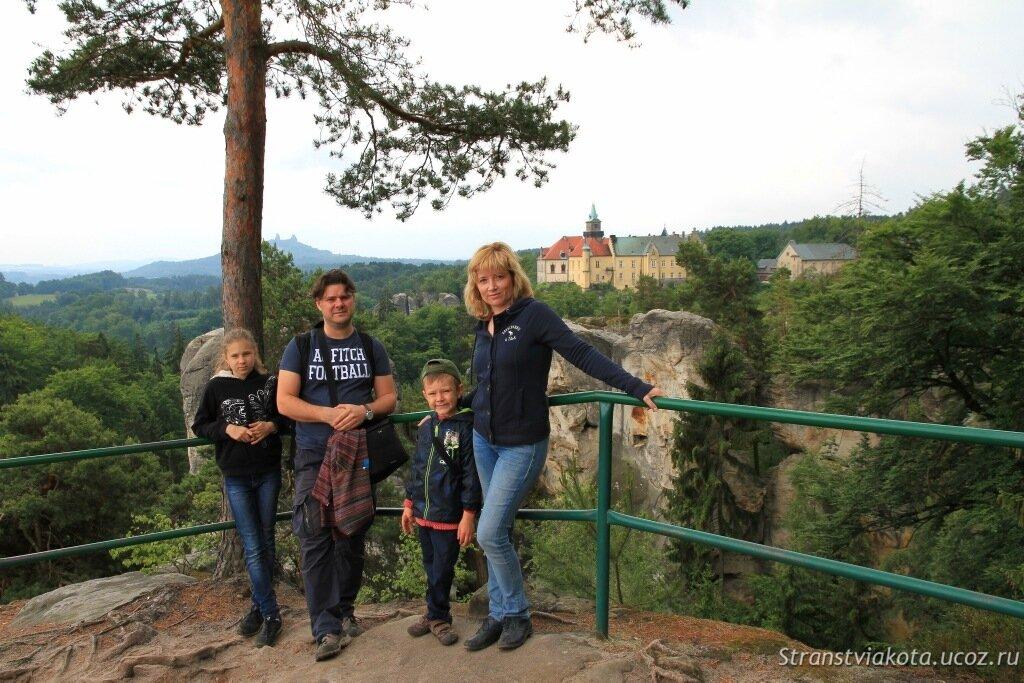 Чехия, Чешский Рай, Груба Скала