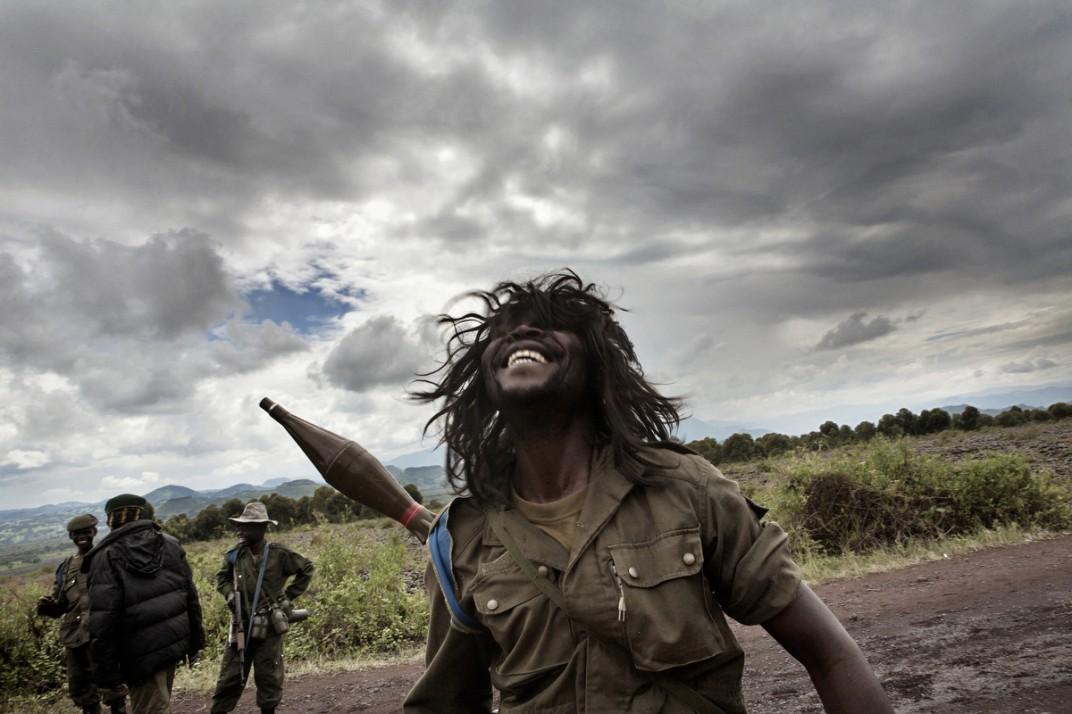 Конго - солдаты на снимках британского фотографа Marcus Bleasadale (3)