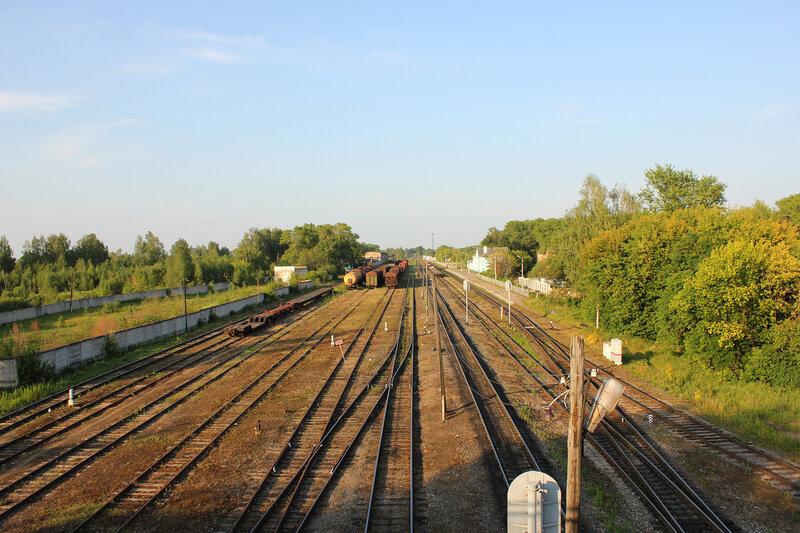 Станция Ржев-Белорусский