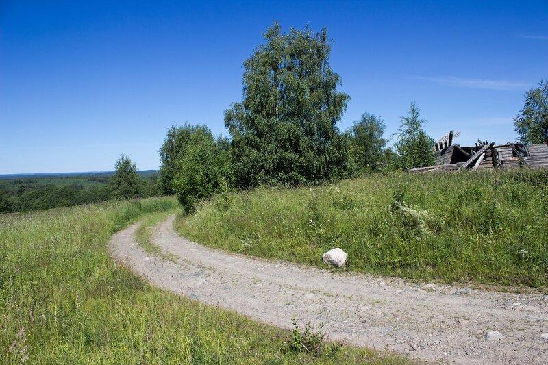 бывшая деревня Кавгора
