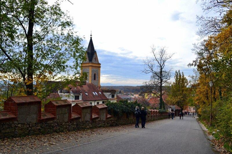 Чешская осень