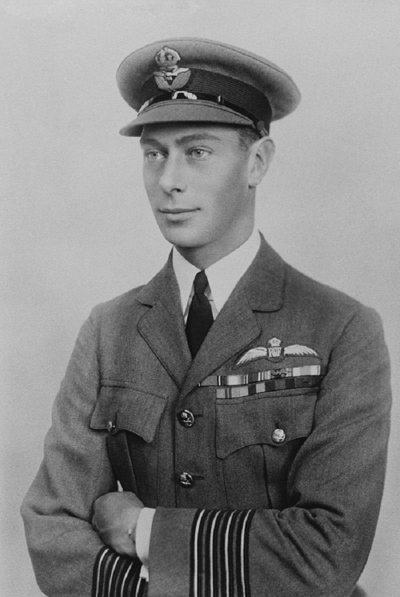 Король Георг VI (1895-1952), когда герцог Йоркский  CIRCA 1922