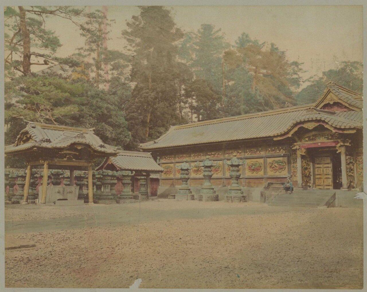 Коя-сан. Гробница сёгунов Токугава
