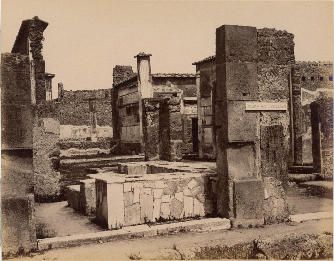 1875. Дом Гая Саллюстия