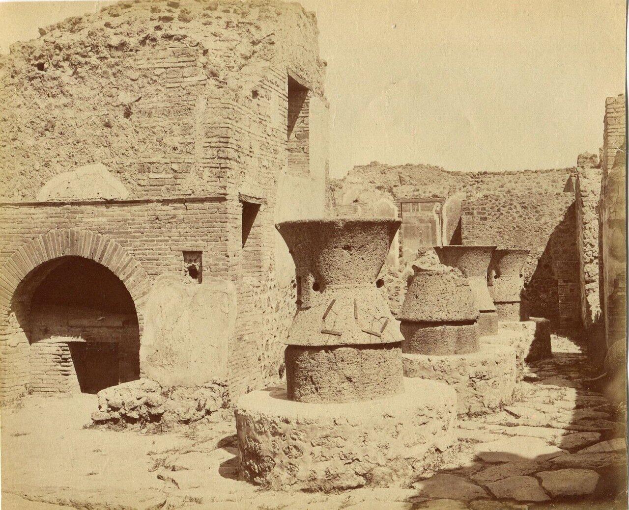 1870. Дом Пекаря