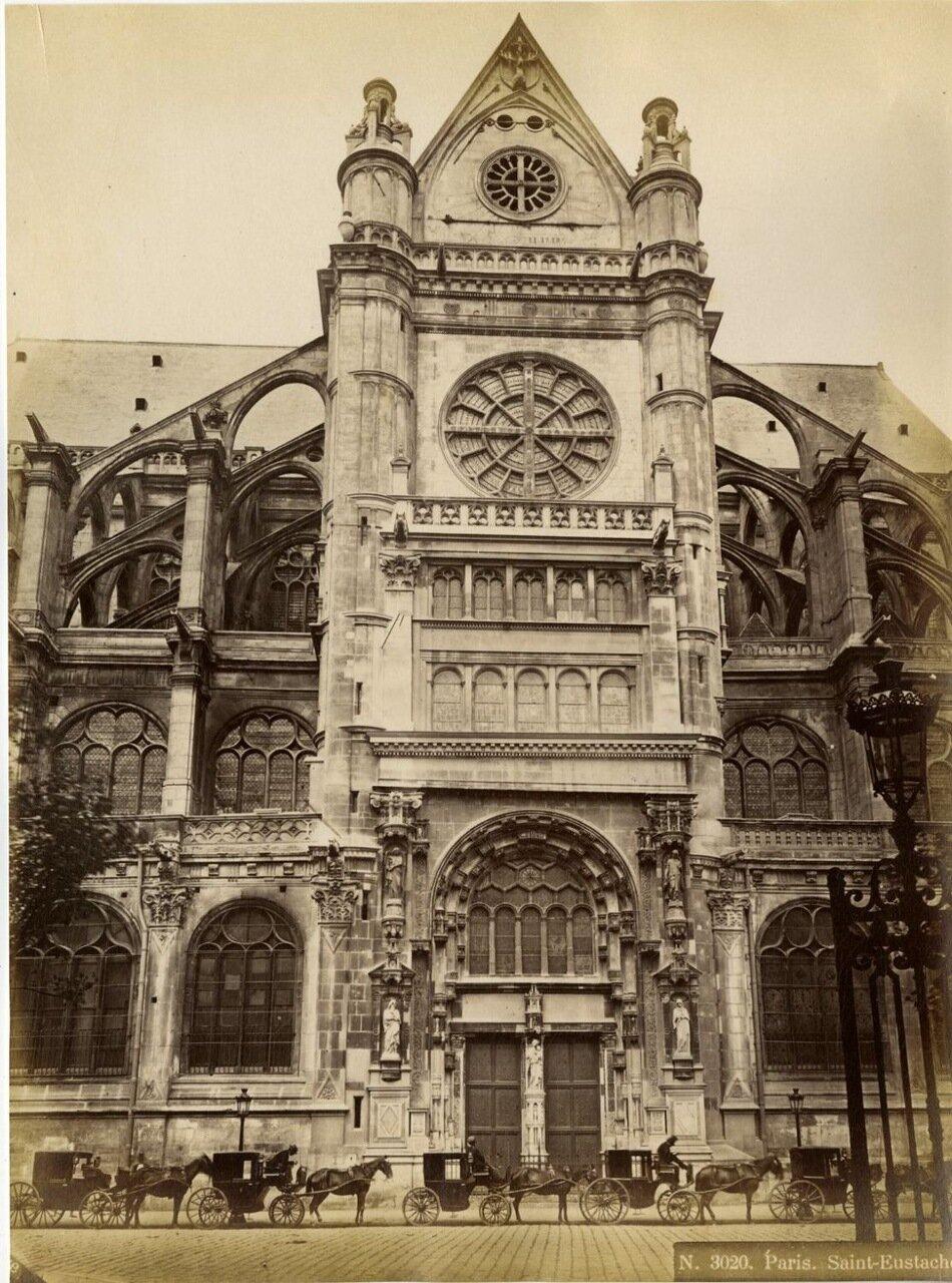 Сент-Эсташ ( церковь Святого Евстафия)