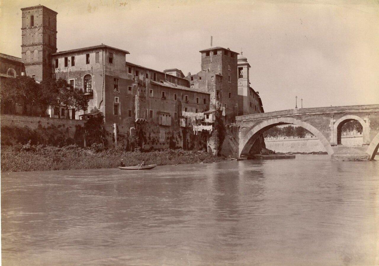 Мост Фабричо 1875.