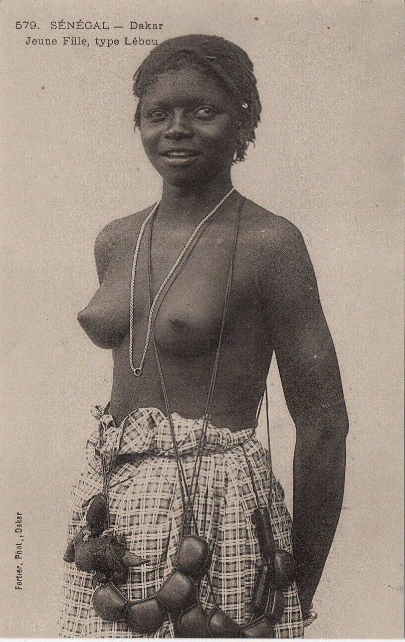 579. Женщина народа лебоу