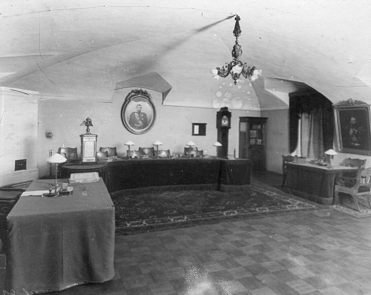 07. Комната в здании Сената. 1911