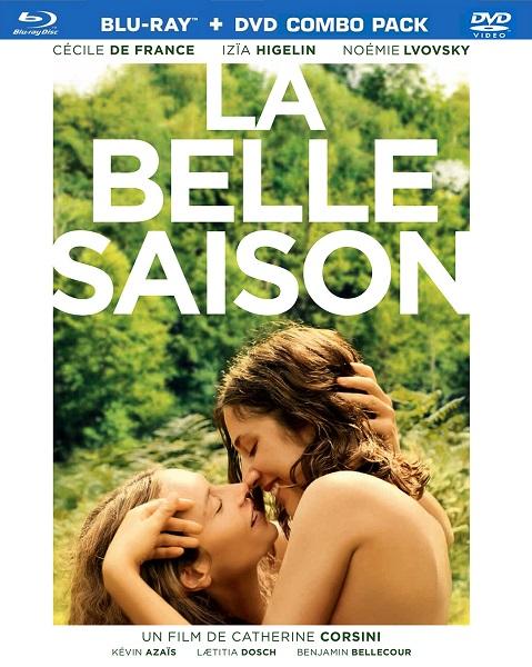 Наше лето / La belle saison (2015/BDRip/HDRip)
