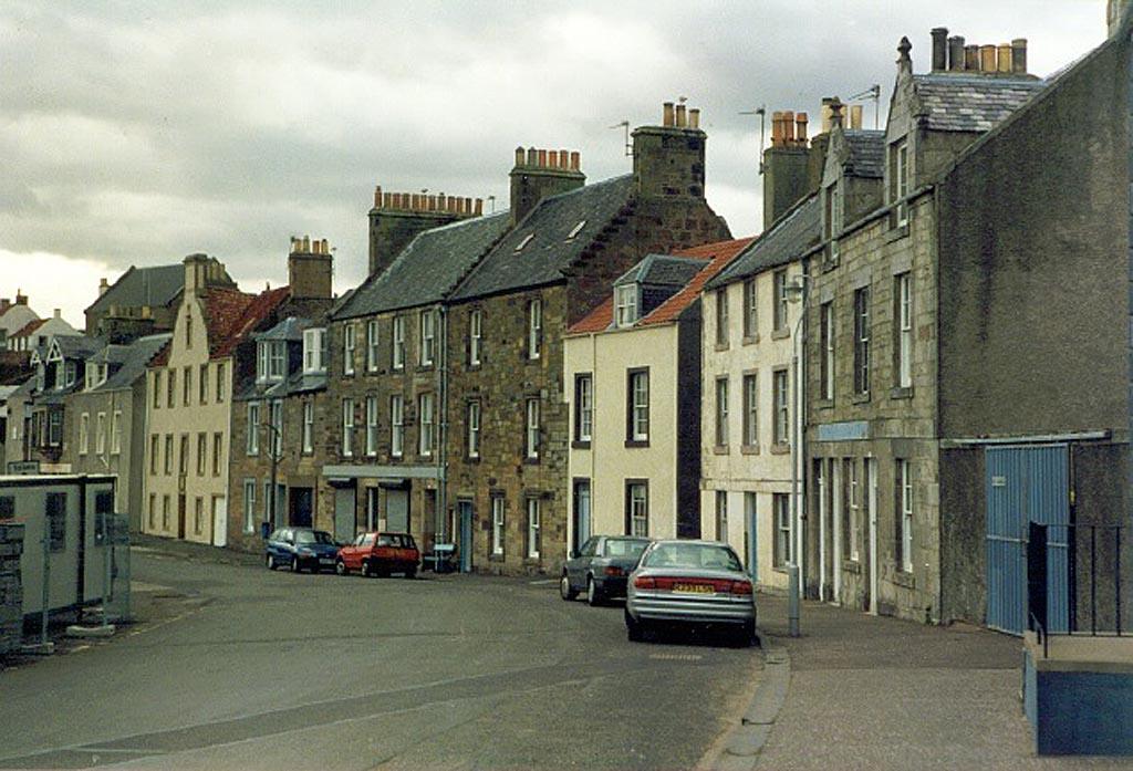 Рыбацкий посёлок. Питтенуим. Шотландия (10)