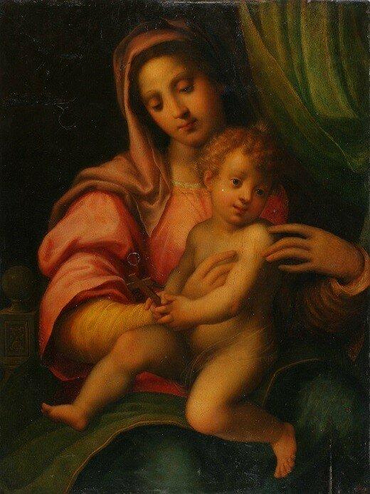 Западноевропейское искусство XV - XIX веков.jpg