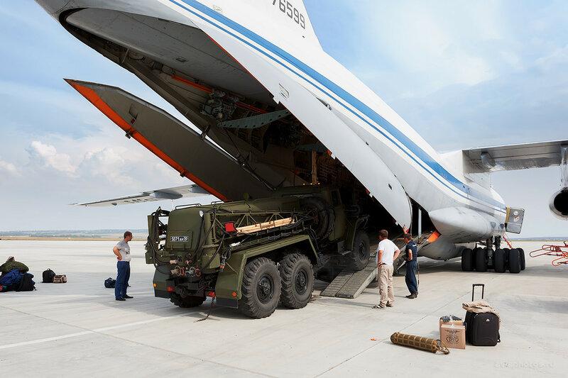 Ильюшин Ил-76МД (RA-76599) D700371