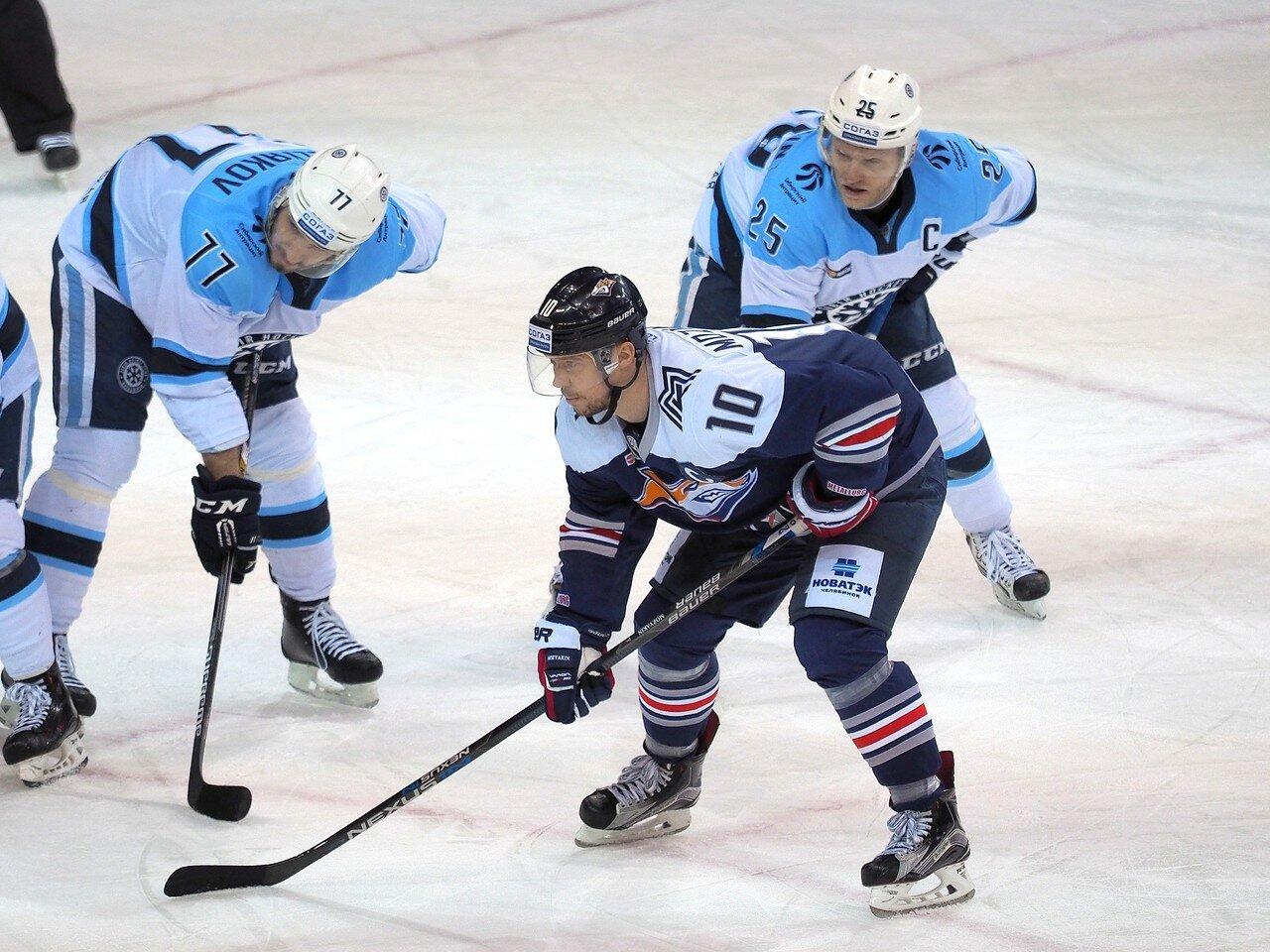 74Восток 1/2 плей-офф Металлург - Сибирь 08.03.2016
