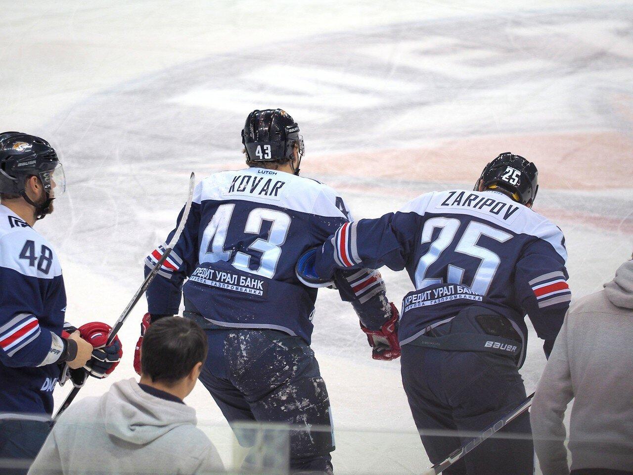 77Восток 1/2 плей-офф Металлург - Сибирь 08.03.2016