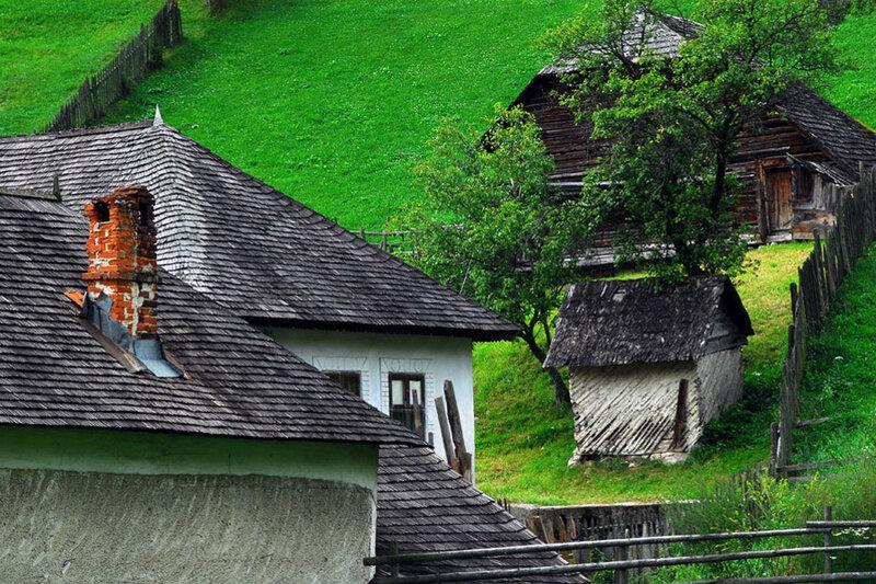 существует село в румынии картинки дизайнеры