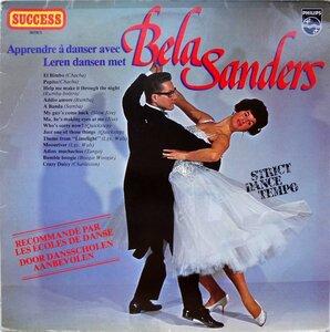 Bela Sanders - Apprendere a danser aves. Leren dansen met (1975) [Philips, 9279 452]