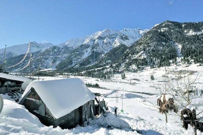 Прекрасные европейские горы Альпы в снегу 0 221f61 487fb1ad XL
