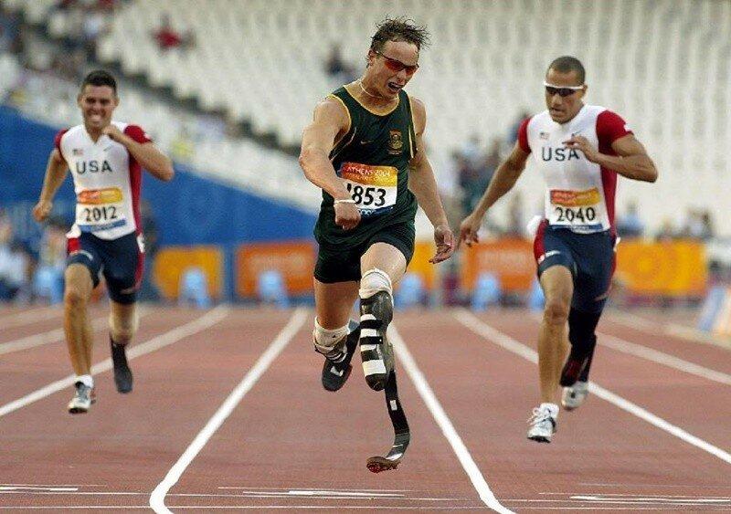 Легкоатлетам с протезами запретили соревноваться со здоровыми спортсменами