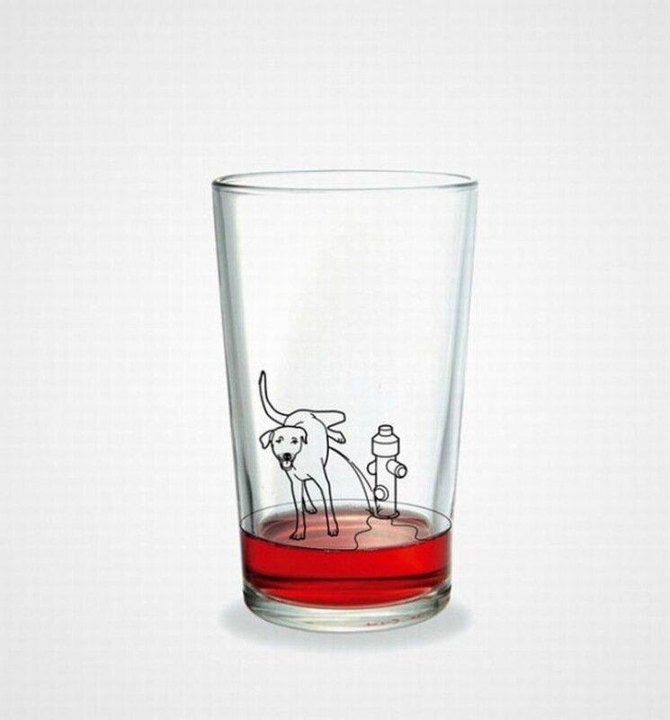 На любителя. Креатив с винной посудой