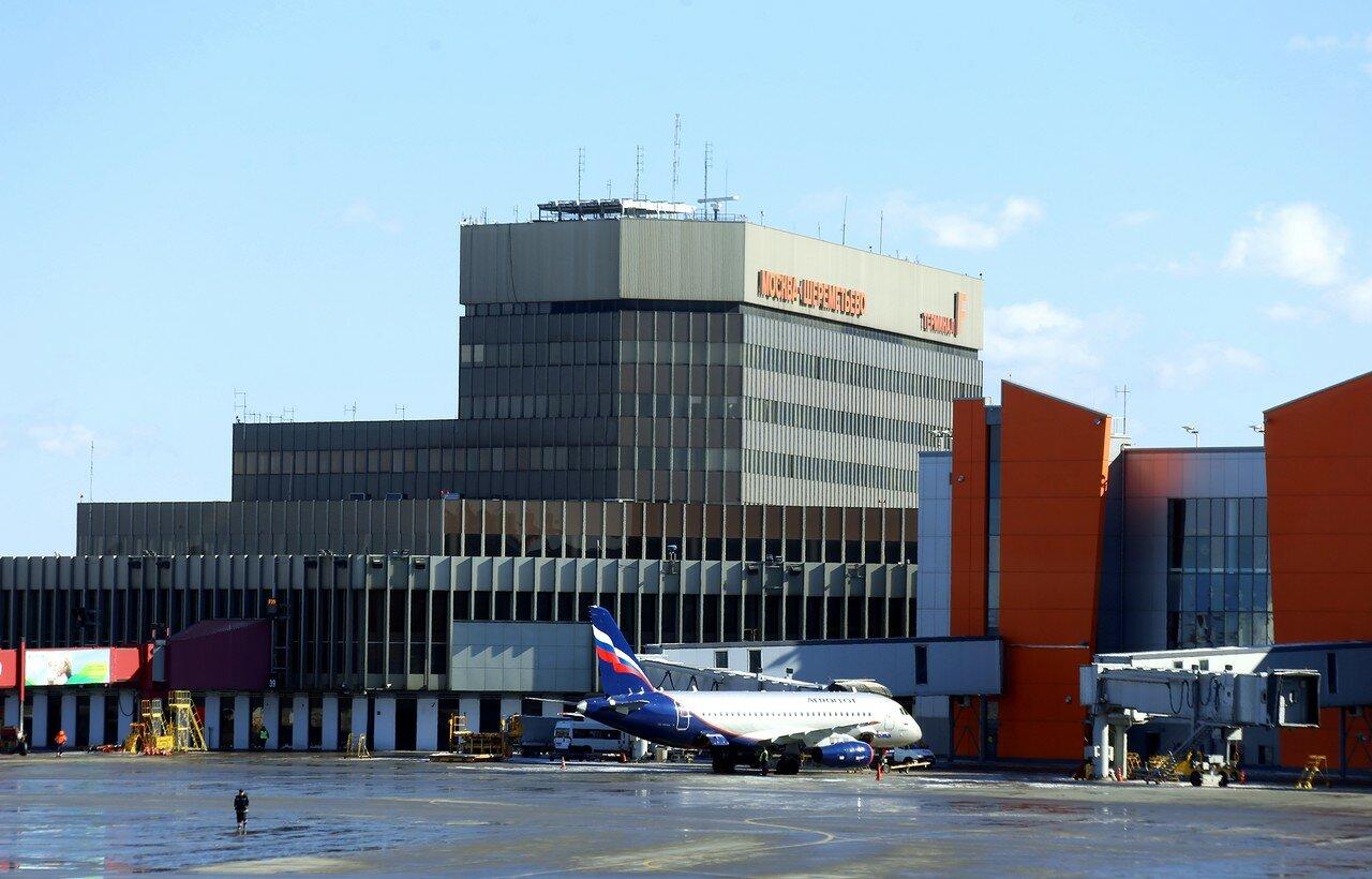 Аэровокзал Шереметьево-2